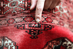 moth control on rugs