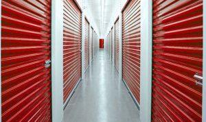 persian rug storage