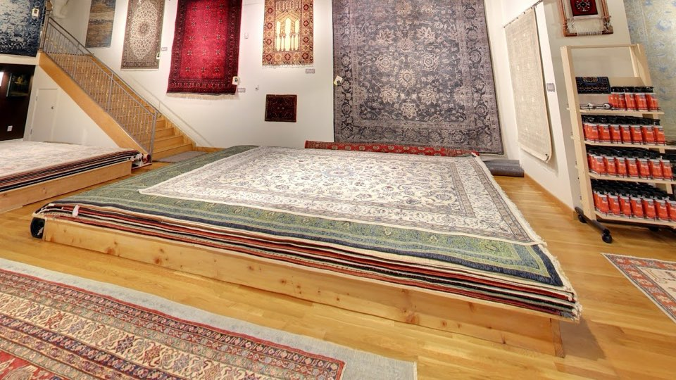 Stain Lifter and rugs